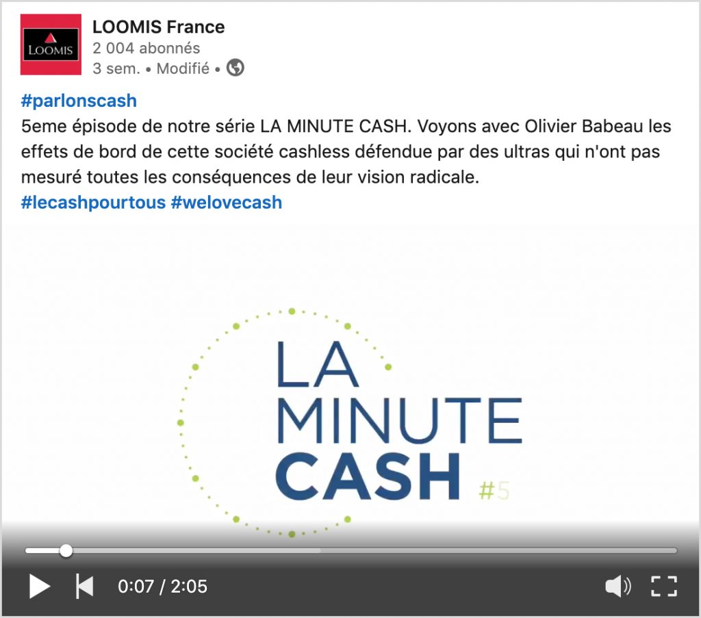 Post La Minute Cash #5 Olivier Babeau